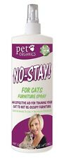 Pet Organics No Stay Furniture Spray for Cats 16oz