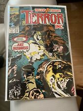 Terror Inc. (1992 series) #1 in Near Mint condition. Marvel comics  Mint