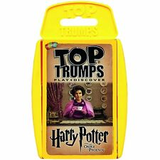 Top Trumps Harry Potter and the Order of the Phoenix Card Game New Sealed