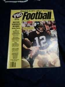 1979 Street and Smith's Pro Yearbook (Bradshaw cover)  near mint  (see scan)