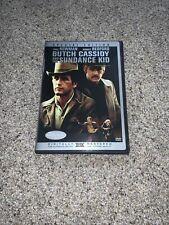 Butch Cassidy and the Sundance Kid (Dvd, 1969) Paul Newman, Robert Redford
