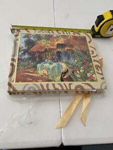 Cottage Garden Photo Album by Blushing Rose Publishing- Unused
