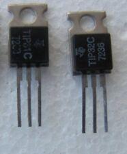 TIP31C + TIP32C, 2 COPPIE IN OMAGGIO, quattro transistor TO-220