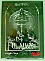 Blades Blood Moon Playing Cards Deck USPCC De'vo Limited Edition Poker Sealed