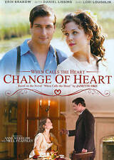 When Calls the Heart: Change of Heart (DVD 2014)HALLMARK*Free Shipping/Brand New