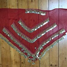 Egyptian Professional Belly Dance Dancing Hip Scarf