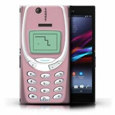 Étuis, housses et coques roses Sony Xperia Z Ultra pour téléphone mobile et assistant personnel (PDA)