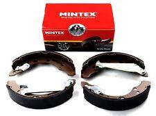 Mintex Zapatos de Freno Trasero Conjunto Para Audi Seat Skoda VW MFR373 (imagen real de parte)