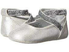 Kenneth Cole REACTION Baby Tap UR It Boot Silver (Infant/Toddler) -SIze 2
