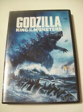 Godzilla, King of the Monsters (2019)-DVD