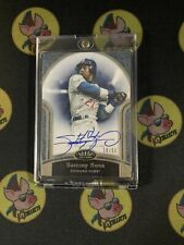 Sammy Sosa 2020 Topps Tier One Next Level On Card Auto Chicago Cubs /50