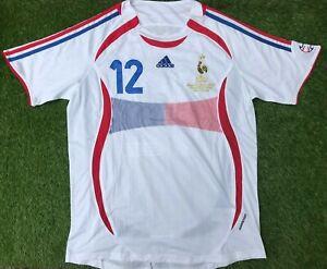 Frankreich Trikot Gr. XL Henry WM 2006 France Maillot WC Final Jersey Formotion
