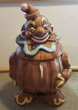 Vintage California Originals Clown Circus Cookie Jar USA Collectable Rare