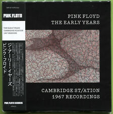 Pink Floyd THE EARLY YEARS. CAMBRIDGE ST/ATION 1967 RECORDINGS CD mini-LP Sealed