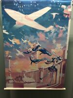 Vocaloid Snow Hatsune Miku Asagiri Tapestry 84* 60 CM