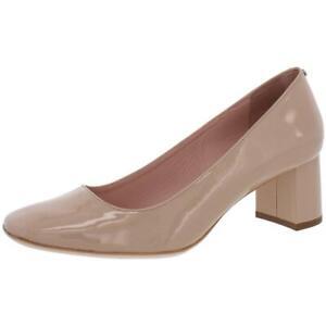 Kate Spade Womens Kylah Tan Patent Leather Pumps Shoes 9 Medium (B,M) BHFO 6286