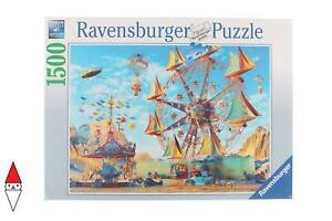 PUZZLE GRAFICA RAVENSBURGER FANTASY CARNIVAL OF DREAMS 1500 PZ