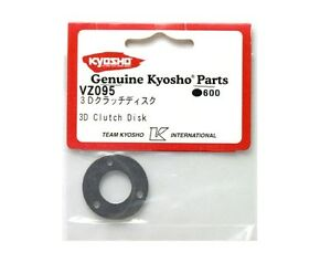 Kyosho 1/8 nitro onroad RC 3D Clutch Disk Plate For Evolva VZ095 OZRC