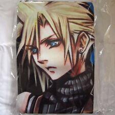 Rare Final Fantasy Dissidia Cloud Strife Micro Fiber Blanket From Japan F/S