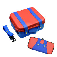 Travel & Carrying Case Compatible Protector For Nintendo Switch Case Item W6H