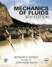 MECHANICS OF FLUIDS [9780415602600]