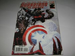 GUARDIANS OF THE GALAXY No.2 (AUGUST 2008)  RARE MARVEL COMIC  Superb Cond.  NM-