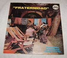 LP: Fraternidad - Marimba Maderas de mi Tierra - from Guatemala