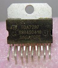 TDA7297 / IC / SIP / 1 PIECE (QZTY)