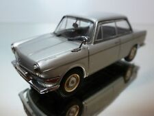 MINICHAMPS BMW 700 LS 1962-1965 - SILVER 1:43 - VERY GOOD CONDITION - 28