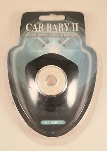 Car Baby II Wireless Handsfree Car Kit Battery Operated Cell Phone Speaker