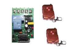 30Amp high power Radio remote control switch for motor light  on off AC110V~220V