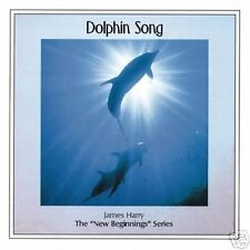 DOLPHIN SONG - JAMES HARRY / JULIANA - NEW AGE C.D