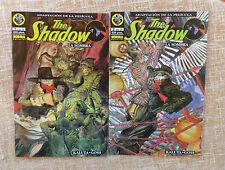 The Shadow (La Sombra), Adaptación de la película, Norma, nº 1 y 2, 1995, Kaluta