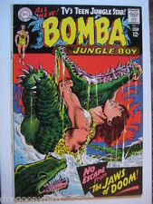 Vintage Old Collectible DC Comic Book Bomba 1 VF 8.0