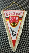 *RARITÄT* Wimpel VFB Stuttgart 1.Bundesliga Deutscher Meister 2.Liga Pennant