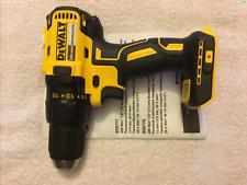 "New Dewalt DCD777B 20V Max 1/2"" Compact 2 Speed Brushless Drill Driver"