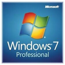 Microsoft Windows 7 Professional SP1 64bit OEM System Builder DVD