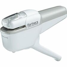Brand New Kokuyo Harinacs Staple-less Stapler White SLN-MSH100W