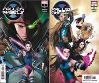 2020 Marvel Comics Fallen Angels #5 & 6 Main Covers 2 Book Lot
