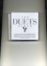THE DUETS ALBUM - QUEEN DAVID BOWIE ELTON JOHN TOM JONES CHER - 2 CDS - NEW!!