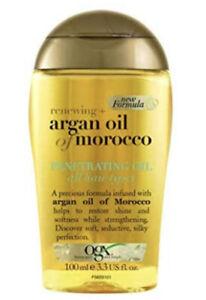 OGX Argan Oil of Morocco EXTRA PENETRATING HAIR OIL For Dry Hair 100 ml *NEW*