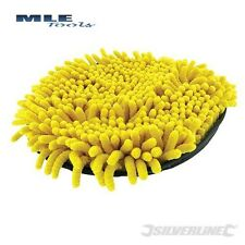 Silverline Microfibra Noodle Wash Mitt Auto Automotriz valeting Limpieza 380299