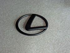 New for LEXUS™ Flat Black Steering Wheel Center Badge Logo Emblem  Free Shipping