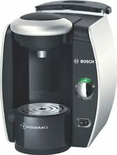 Bosch TAS4011GB Tassimo Automatic Hot Drinks Coffee Machine In Silver And Black