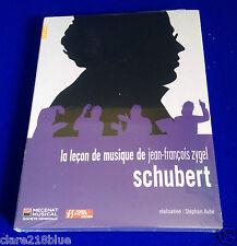 Schubert Le Lecon de musique de Jean Francois Zygel DVD & CD LE VOYAGE D'HIVER