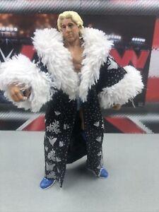 WWE WCW Ric Flair Defining Moments Elite Mattel WWF NXT AEW