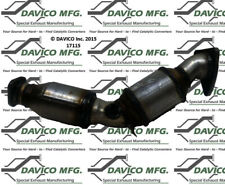 Catalytic Converter-Exact-Fit - Manifold Left Davico Exc CA 17115