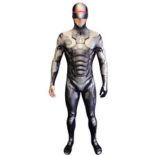 BRAND NEW GENUINE ROBO-COP  Morph-suit Deluxe  SIZE LARGE
