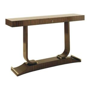 Decoratif Console Table by Maitland Smith
