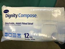 Dignity Compose Brief, Medium, Heavy Absorbency, Hartmann #42390 - Case of 96